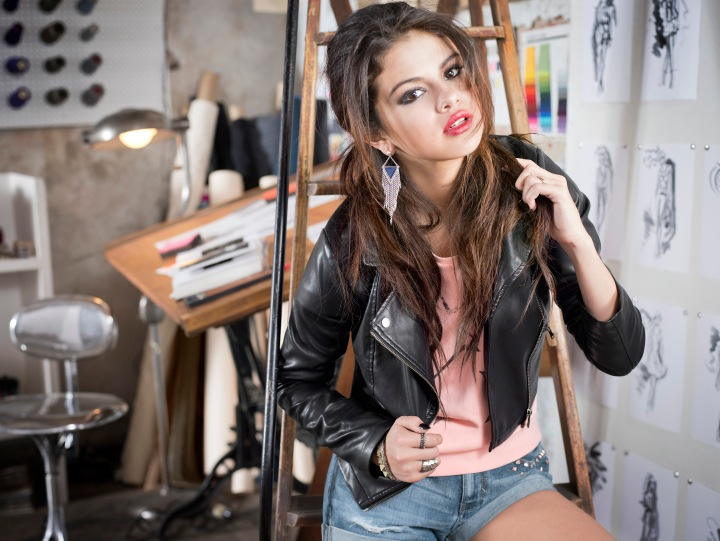 Selena Gomez NEO Collection shot 4