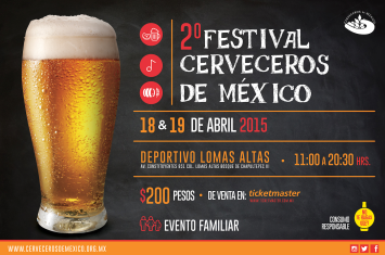 FESTIVAL CERVECEROS DE MEXICO