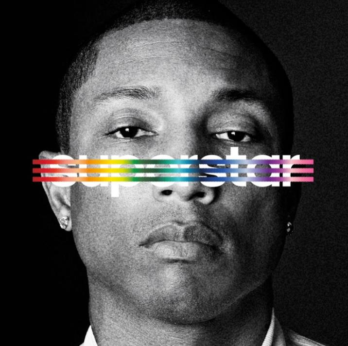 Pharrell Williams adidas super star