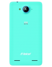 ZTE BLADE L3 PLUS-AZUL-BACK