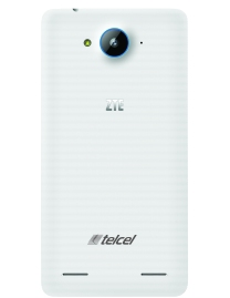 ZTE BLADE L3 PLUS-BLANCO-BACK